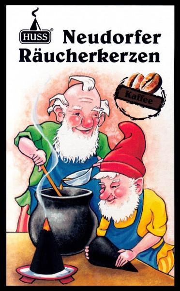 Dregeno Erzgebirge - Neudorfer Räucherkerzen Kaffeeduft (24)