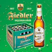 Fiedler Erzgebirgsbier - Weißbier - 0,5l
