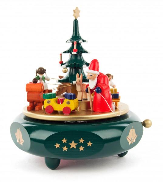 Dregeno Erzgebirge - Spieldose »Weihnachtsträume«, Melodie: Süßer die Glocken