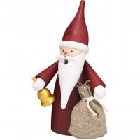 Seiffener Volkskunst Traditionswichtel zum Räuchern - Weihnachtswichtel