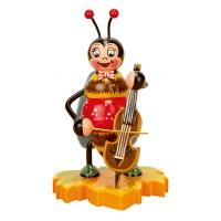 Hubrig Hummel mit Cello