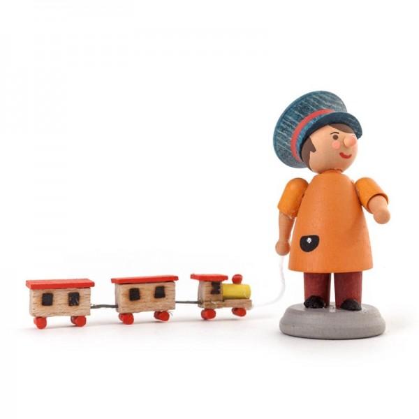 Dregeno Erzgebirge - Miniatur-Kleiner Lokführer