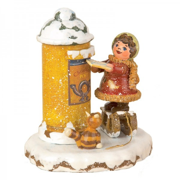 Hubrig Winterkinder Christkindlpost