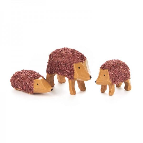 Dregeno Erzgebirge - Miniatur-Igelfamilie