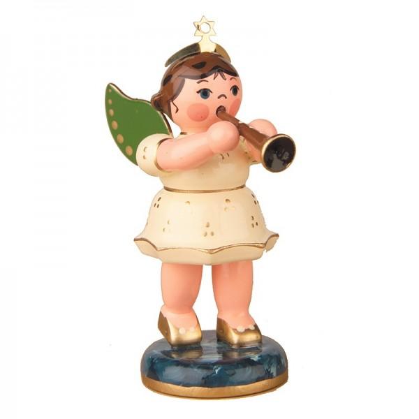 Hubrig Engel mit Klarinette 6,5cm