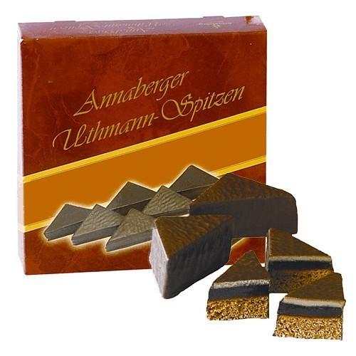 Annaberger Uthmann-Spitzen im Geschenkkarton