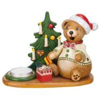 Hubrig Neuheit 2015 - Räucherwichtel Teddy's Weihnachtsgeschenke