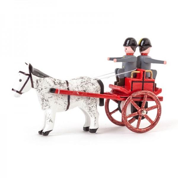 Dregeno Erzgebirge - Miniatur-Gespann Haspel-Gerätewagen