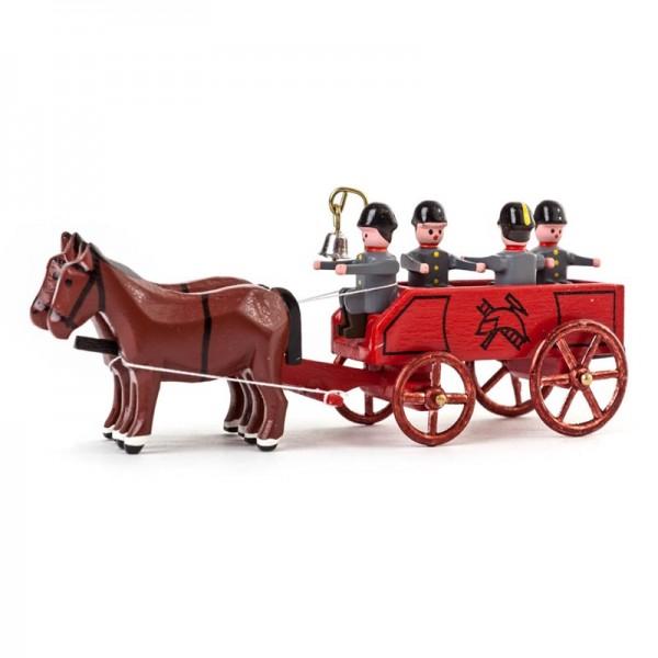 Dregeno Erzgebirge - Miniatur-Gespann Mannschaftswagen