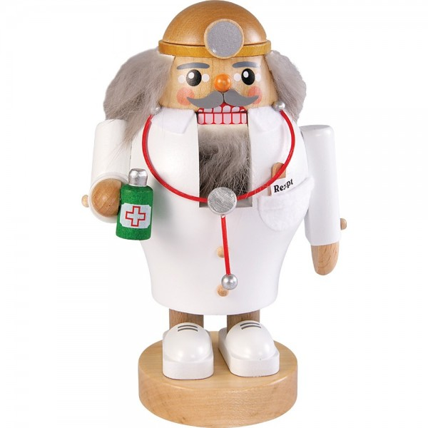 Richard Glässer Nussknacker Arzt