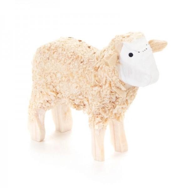 Dregeno Erzgebirge - Miniatur-Schaf, groß, weiß