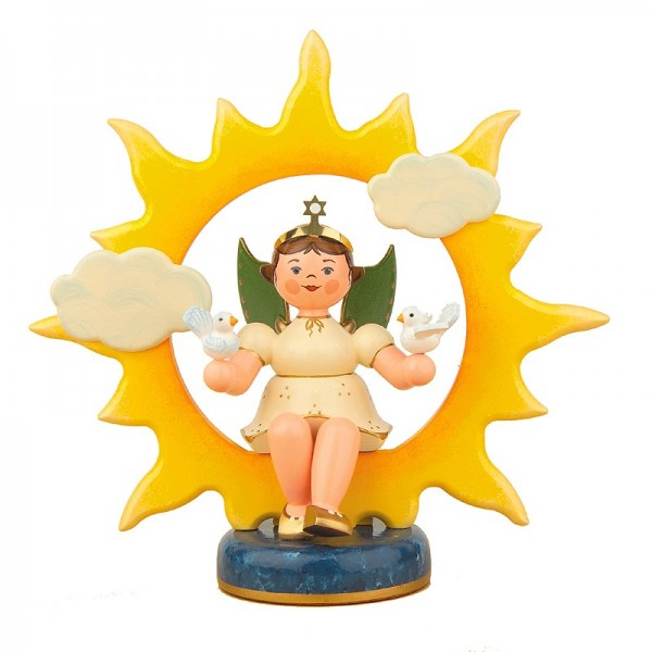 Hubrig Engel-Sonne-Tauben 20cm