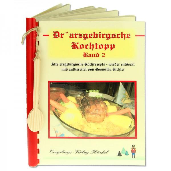 Häckel Verlag - Kochbuch - Dr arzgebirgsche Kochtopp Band 2