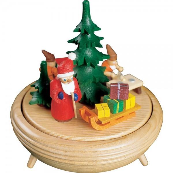 Richard Glässer Spieldose Weihnachtwerkstatt