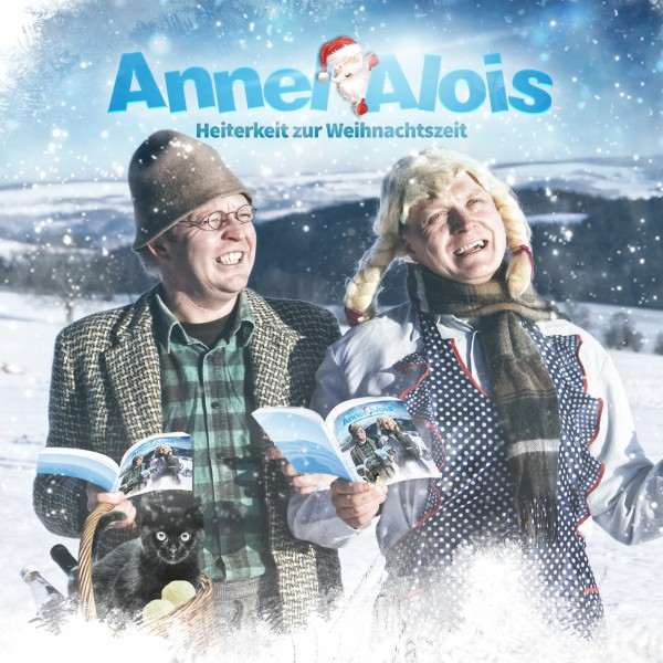 CD - ANNEL & ALOIS - Heiterkeit zur Weihnachtszeit
