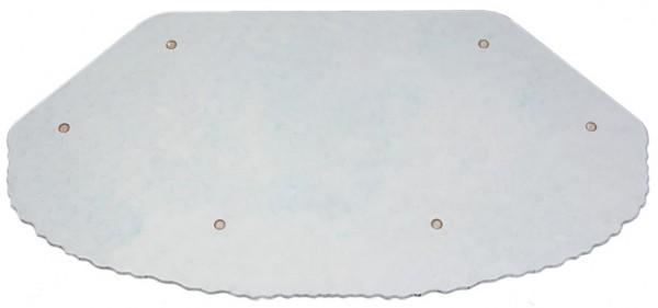 Hubrig Winterkinder Sockelplatte 110x56cm
