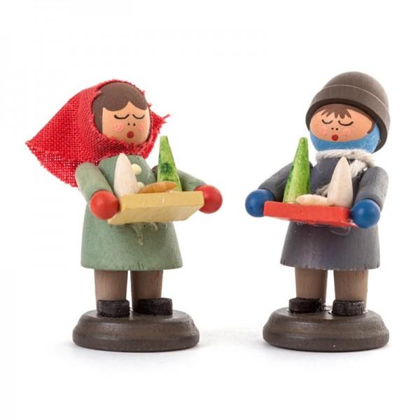 Dregeno Erzgebirge - Miniatur-Striezelkinder, klein