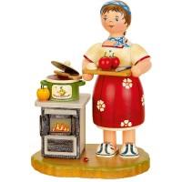 Hubrig Räuchermann Kochen für Freunde 21cm
