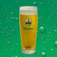 Fiedler Bierglas - Trumpfbecher - 0,5l