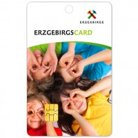 Erzgebirgscard - 4-Tageskarte - Kinder