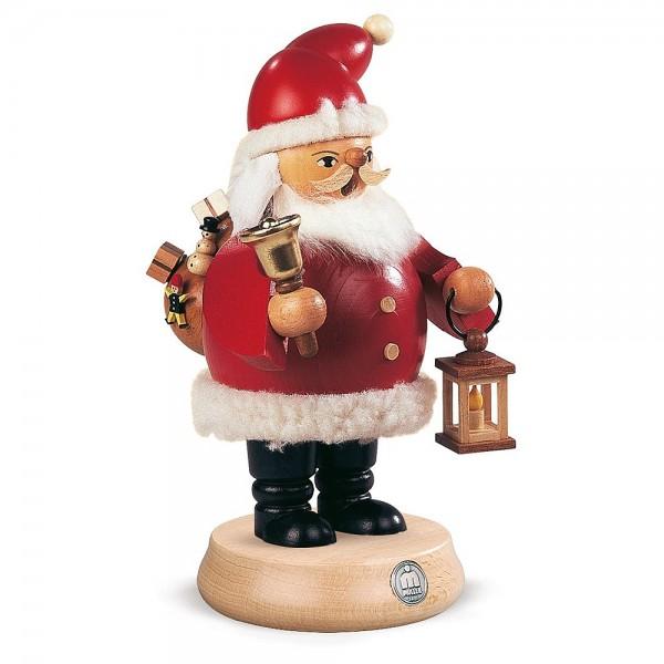 Müller Räuchermann mittelgroß Weihnachtsmann 18cm