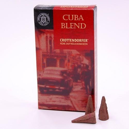 Crottendorfer Räucherkerzen Weltreise CUBA BLEND