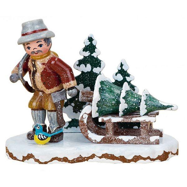 Hubrig Winterkinder Christbaumdieb