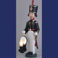 KWO Bergmann mit elektrischer Beleuchtung 50cm