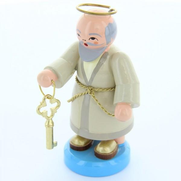 Uhlig Petrus blau/beige, handbemalt