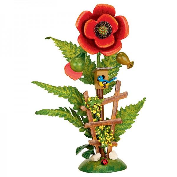 Hubrig Blumeninsel Mohn
