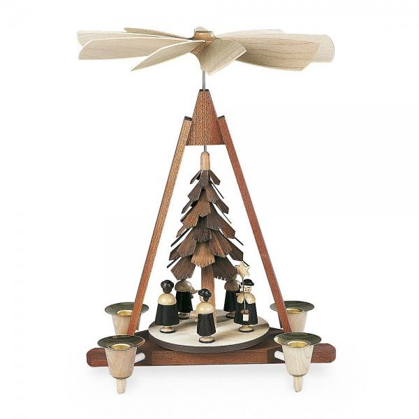Müller Pyramide Kurrende mit 5 Figuren 30cm