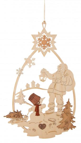 Dregeno Erzgebirge - Fensterbild »Winter«