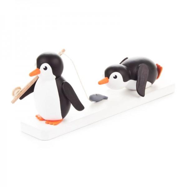 Dregeno Erzgebirge - Miniatur-Pinguin Fischdieb