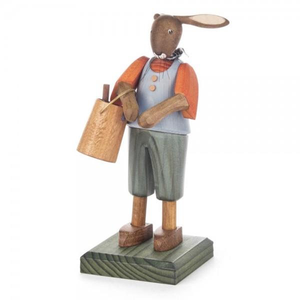 Dregeno Erzgebirge - Hasenjunge mit Farbeimer