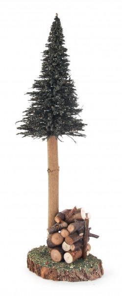 Dregeno Erzgebirge - Baum Sommer, 38cm