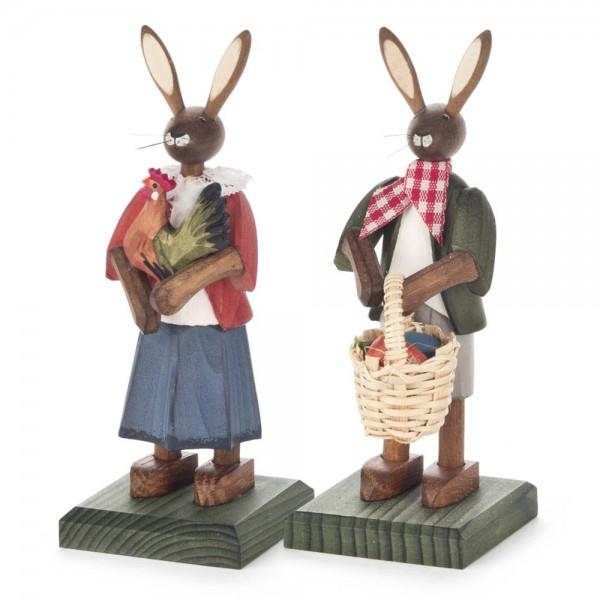 Dregeno Erzgebirge - Hasenkinderpaar