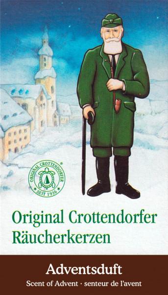 Dregeno Erzgebirge - Crottendorfer Räucherkerzen Adventsduft (24)