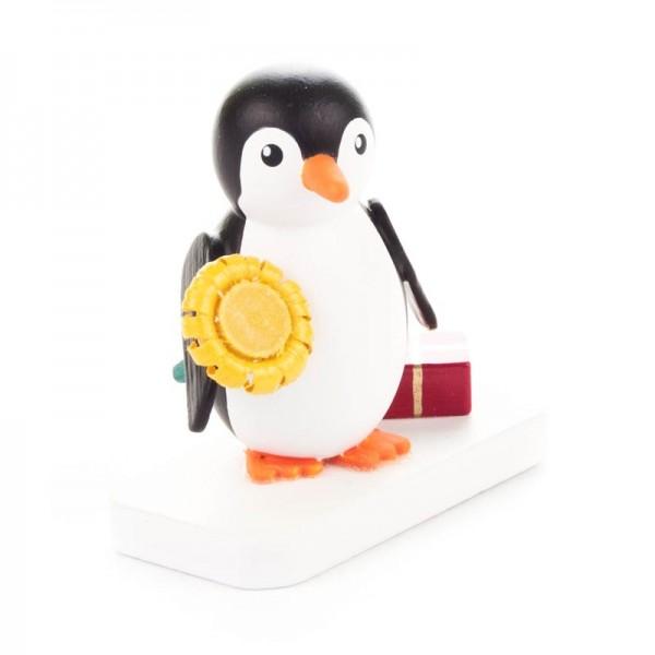 Dregeno Erzgebirge - Miniatur-Pinguin Gratulant