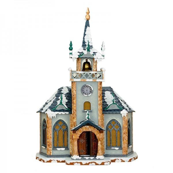 Hubrig Winterhaus Kirche