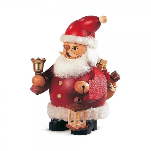 Müller Räuchermann klein Weihnachtsmann 14cm