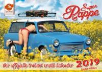 Der offizielle erotische DDR Trabant Kalender - Super Pappe 2019