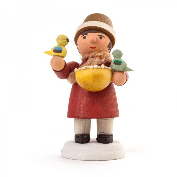 Dregeno Erzgebirge - Miniatur-Vogelfütterer