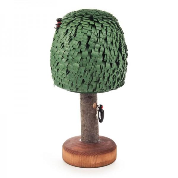 Dregeno Erzgebirge - Miniatur-Baum mit Specht