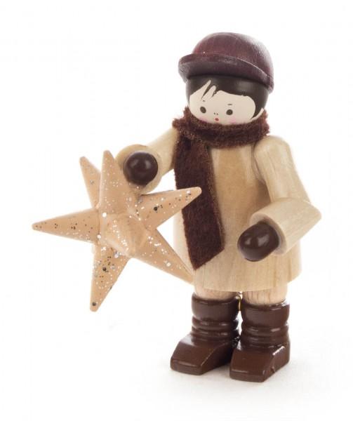 Dregeno Erzgebirge - Mann mit Stern