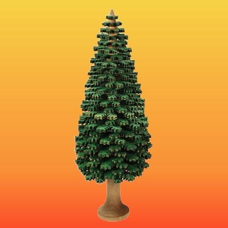 Lenk & Sohn Erzgebirgischer Schichtenbaum Nadelbaum 18cm grün