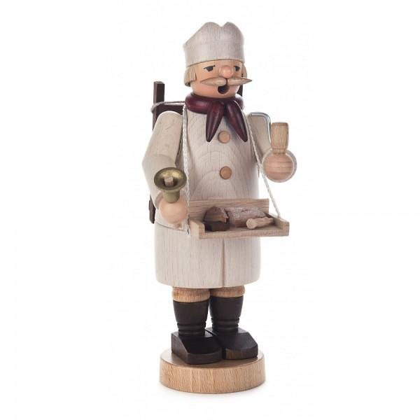 Dregeno Erzgebirge - Räuchermann Bäcker - 18cm