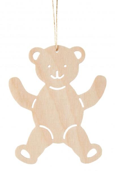 Dregeno Erzgebirge - Behang Teddybär