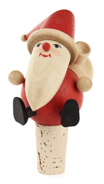 Dregeno Erzgebirge - Weihnachtsmann mit Korken