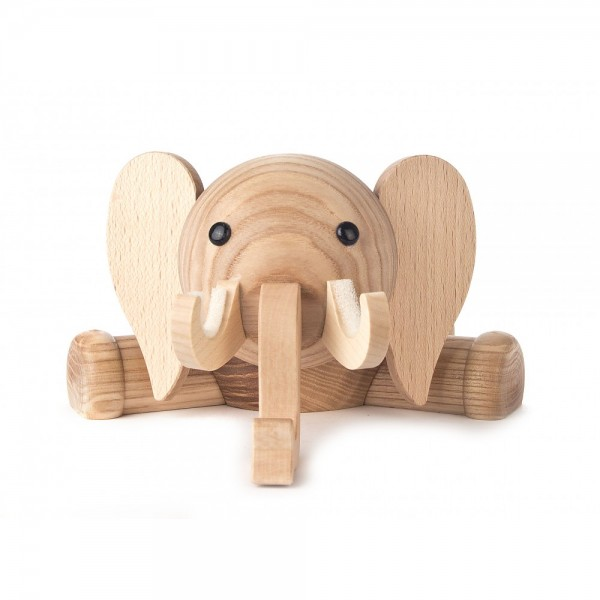 Dregeno Erzgebirge - Brillenständer Elefant
