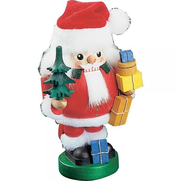 Richard Glässer Nussknacker Santa mit Paketen